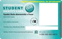 ISIC karta