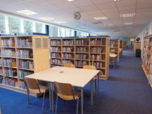Knihovna VSE foto