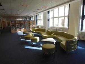 Knihovna foto