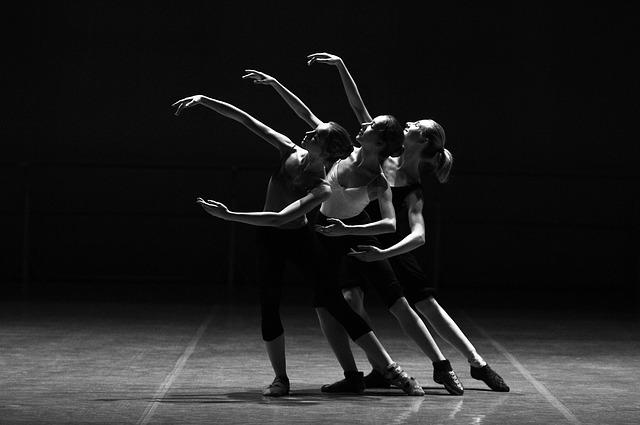 balet divadlo