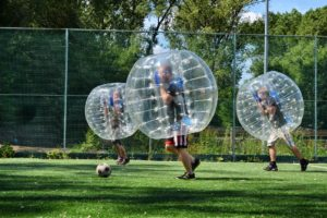 Zorbing-Fotbal-2